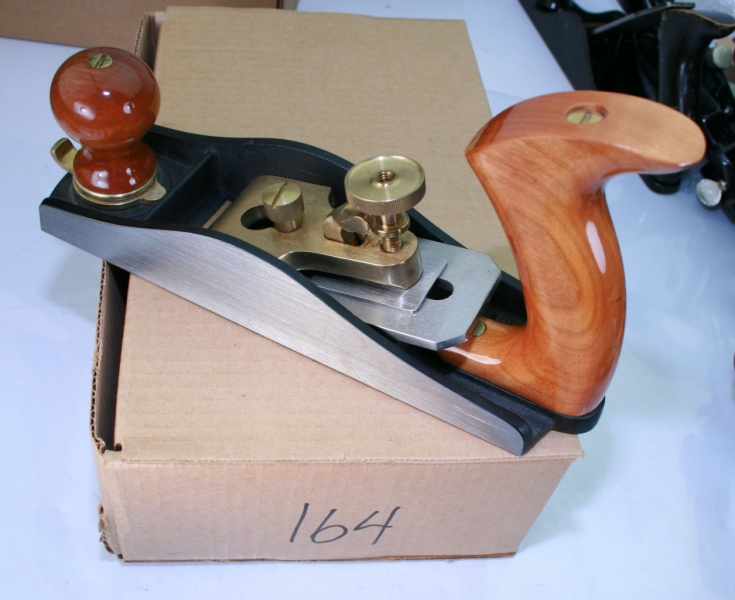 Vintage Tools Lie Nielsen No 164 Low Angle Smoothing Plane 655l