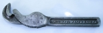 ERIE TOOLS WORKS NO. 6 AUTO WRENCH - 544AU - SOLD