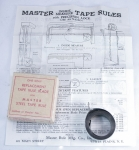 MASTER STEEL TAPE RULE 6 FT. REPLACEMENT TAPE - 556M