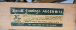 STANLEY/RUSSELL JENNINGS AUGER BIT SET 32 1/2 NO. 101 BITS