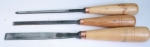 BUCK BROTHERS FLAT CARVING CHISELS