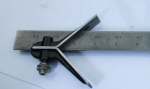 COMBINATION SQUARE W/STARRETT 24 INCH RULE- 624KE  SOLD
