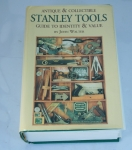 JOHN WALTERS STANLEY TOOLS GUIDE TO IDENTIFY AND VALUE - 655BC