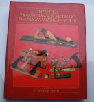 PATENTED TRANSITIONAL & METALLIC PLANES IN AMERICA, VOL. II   -655BE - SOLD
