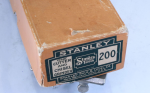 STANLEY NO. 200 CUTTER AND CHISEL GRINDER - 684C
