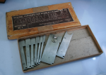 STANLEY NO. 45 PARTIAL SPECIAL CUTTER  SET NO. 3 - 600FF -- SOLD