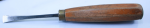 C. MAIERS 7/16 INCH FISHTAIL CHISEL- 700GK