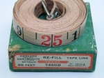 KEUFFEL & ESSER CO. NO. 7460D 25 FOOT TAPE RE-FILL