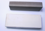 SHARPENING STONE, 6 X 2 X 1 INCH, 2 GRITS -877F